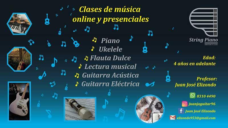 Chirripo Valley music classes with Juan Jose in Costa Rica