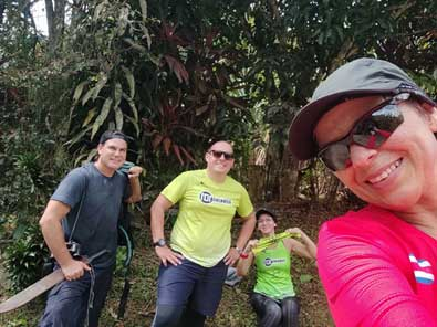 Mount Chirripo & Uran tour guide for hikes