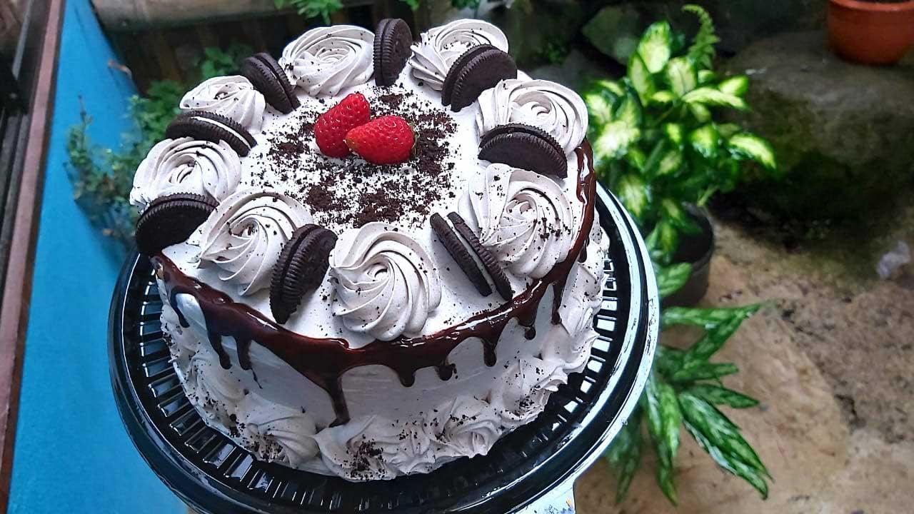 Sweet Taste Desserts - Oreo Cake