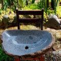 Chirripo custom stone sink