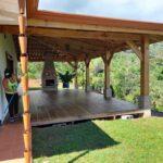 House rental San Antonio de Rivas balcony