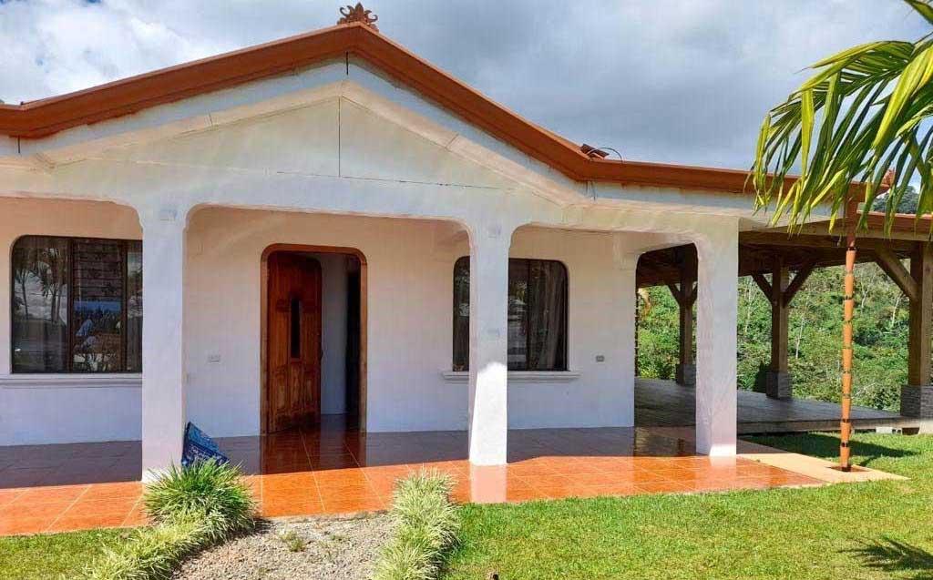 House rental San Antonio de Rivas