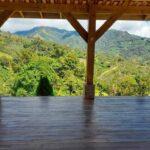 House rental San Antonio de Rivas deck